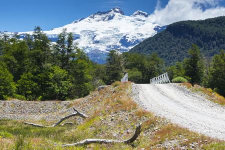 mount tronador: Cerro Tronador, Nahuel Huapi National Park, Argentina