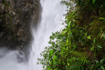 diablo: Pailon del Diablo waterfall, Ecuador