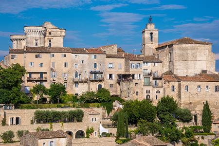 gordes: Village of Gordes, Provence, France