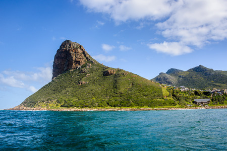 chapmans: The Sentinel Peak in Hout Bay, South Africa