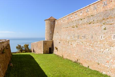 Fort Vauban of Fouras, France Redakční