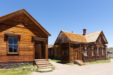 Bodie ghost town, California, USA