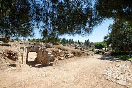 unesco culture heritage: M�rida is the capital of the autonomous community of Extremadura, western central Spain. The Archaeological Ensemble of M�rida has been a UNESCO World Heritage site since 1993.The Amphitheatre of M�rida is a ruined Roman amphitheatre.