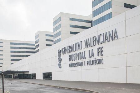 Valencia university hospital