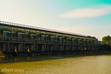 Ganzhu Hydropower Station