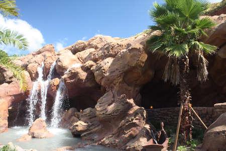 Waterfallls Stock fotó