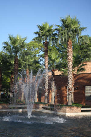 Fountain Stock fotó