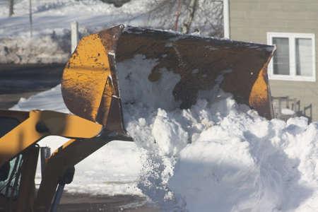 snow plow: Snow Plow