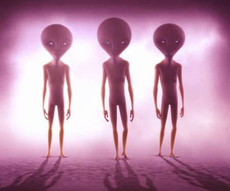 roswell: Aliens