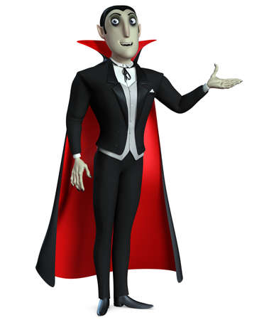 transylvania: Count Dracula