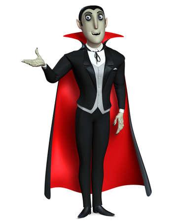 dracula: vampire Stock Photo