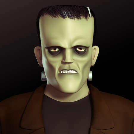 undead: Frankenstein monster