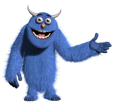 bigfoot: monster
