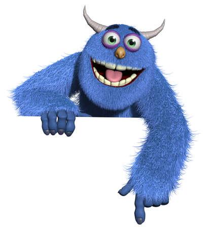 bizarre: monster