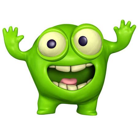 green monster photo