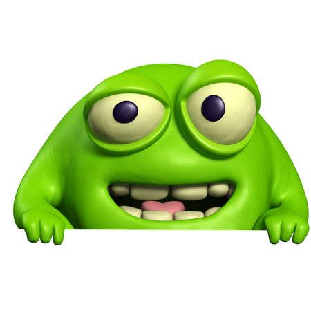 virus organism: green beast