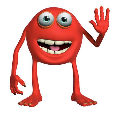 unicellular: fumetto mostro