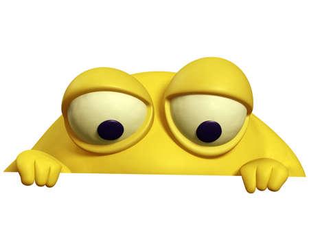 unicellular: mostro giallo