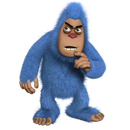 blue freak