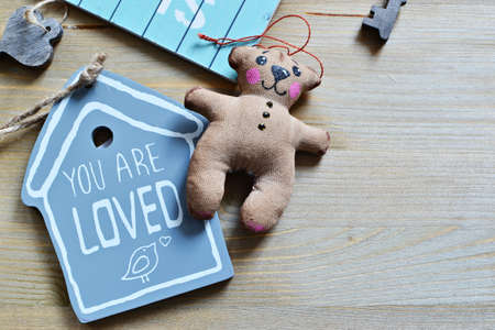 evoking: Love and home boards and toys