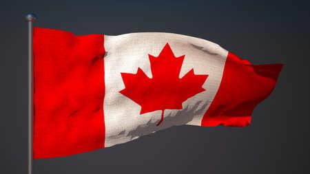 patriot: Flag od Canada