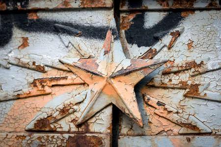 rusty: Rusty star.