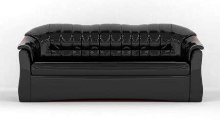 Inflatable Plastic Sofa  photo