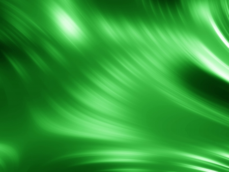 Green background with reflections  Abstract green background