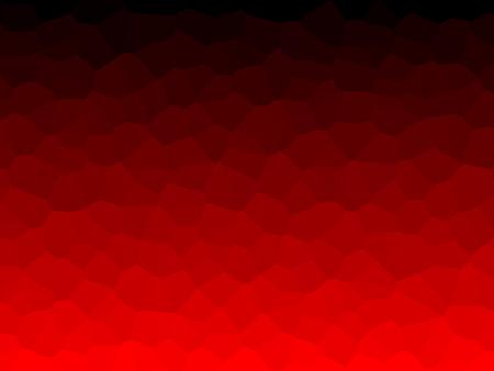 erratic: Reddish wallpaper consist of many irregular pieces