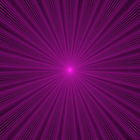 laser lights: The pink laser lights with black background Stock Photo
