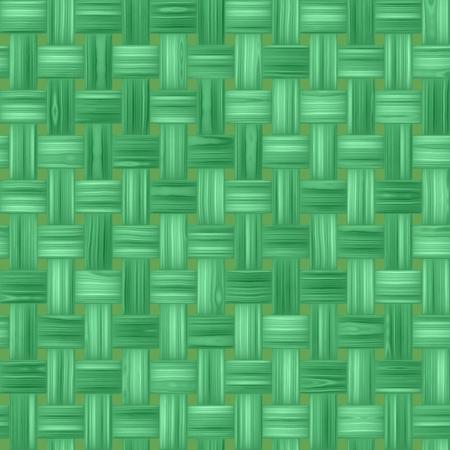 interlace: Tile of seamless pattern like a interlace strings