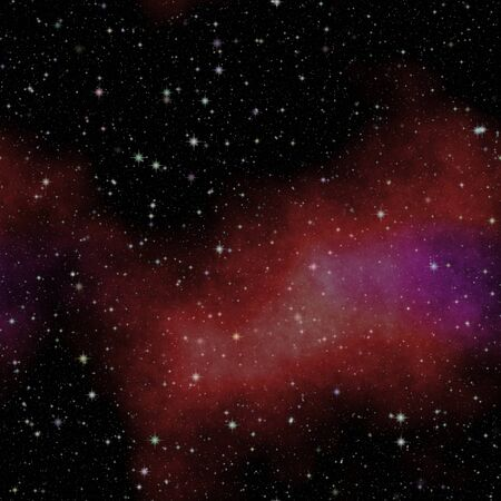 macrocosm: Nice starry sky or deep dark space and stars