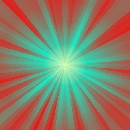 Background with abstract colorful burst, colorful explosion Stock Photo