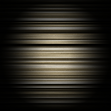 light game: Bella sfondo a strisce astratta con il gioco di luce