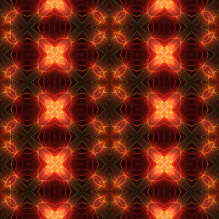 Abstract kaleidoscopic background as infinite seamless pattern photo