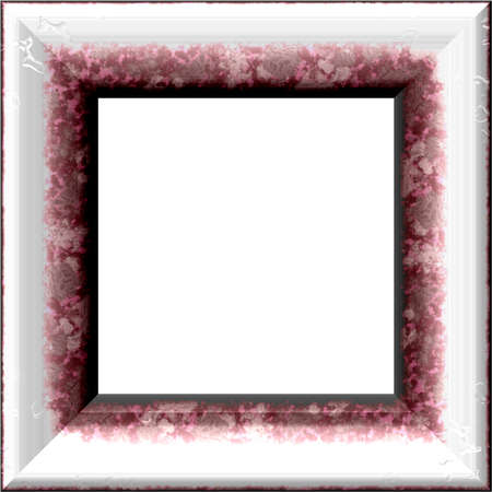 unobtrusive: Nice frame with place for your picture