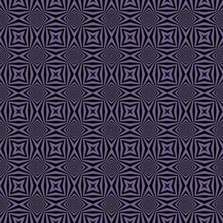 hypnotist: Abstract kaleidoscopic background as infinite seamless pattern Stock Photo
