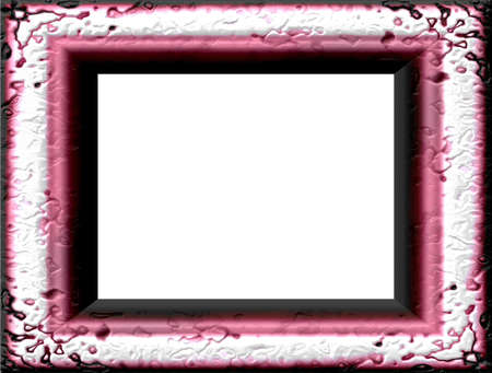 garniture: Nice horizontal frame with place for your picture
