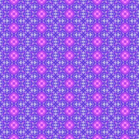artistic background: Abstract kaleidoscopic background as infinite seamless pattern Stock Photo