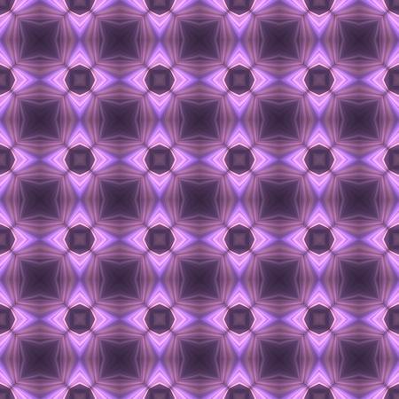 mauve: Seamless pattern with abstract motif like a kaleidoscope