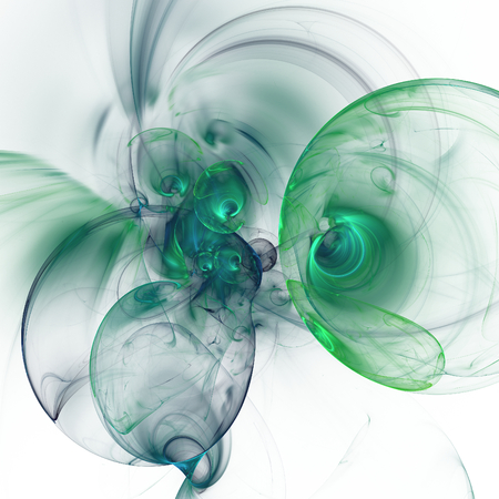 absurd: Nice abstract fractal wallpaper on white background