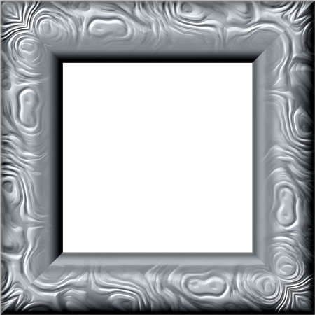 silver picture frame: Nice frame with place for your picture