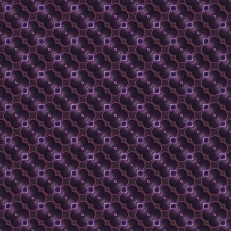 pinkish: Seamless pattern with abstract motif like a kaleidoscope
