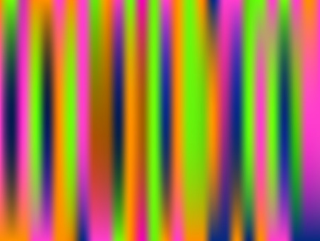 garish: Abstract blurry wallpaper with many different colors Illustration