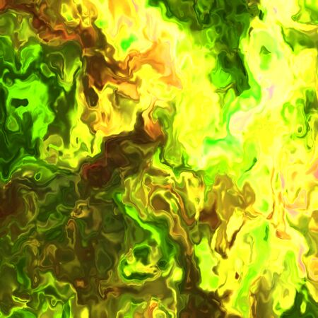 amoeba: Crazy abstract melted colorful shapes as wallpaper