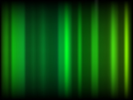 Abstract blurry wallpaper with many green colors Vector
