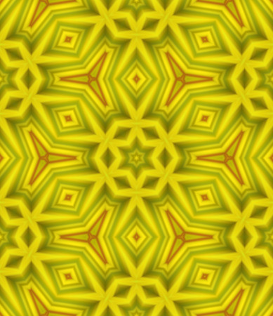 Seamless pattern with abstract motif like a kaleidoscope photo