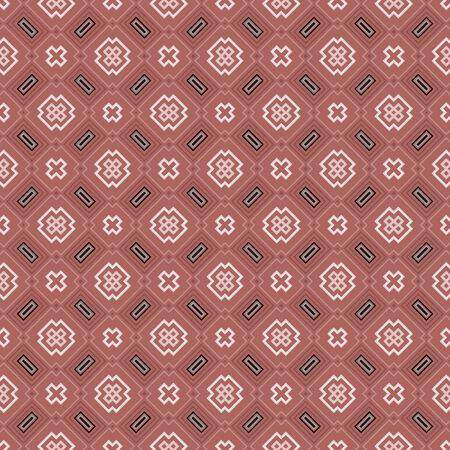 angular: Nice marsala seamless pattern with angular design