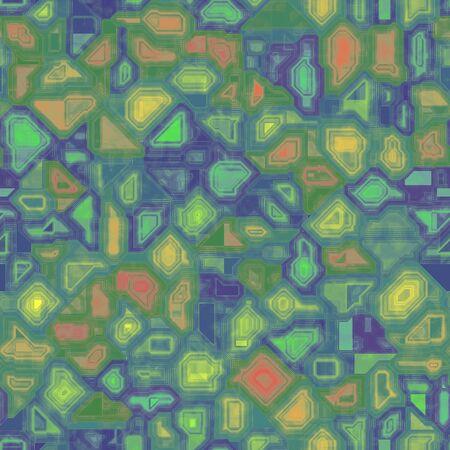 mauve: Nice mauve seamless pattern with circuit design