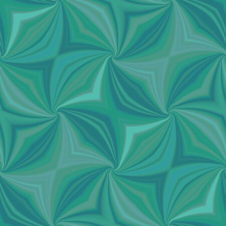 lsd: Abstract seamless pattern with a greenish motif Stock Photo